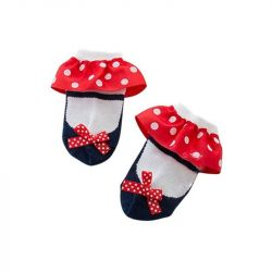 Minnie Mouse socks for a new girl