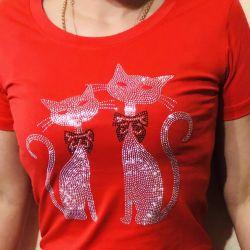 Kadın tişörtleri