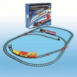 New railway