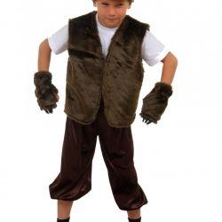 Children's carnival costume Little Bear