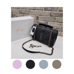 Leather bag YSL