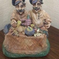 Cossacks Figurine