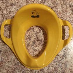 Toaletă pentru scaun de toaletă (scaun)