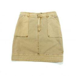 New Women's Skirt Beige 48 size ellos