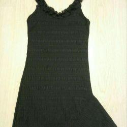Black mini dress 42 rr