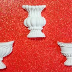 # 6G - Polymer clay figurines.