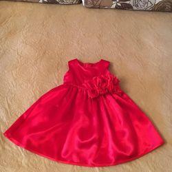 Детское платье, размер 86-92