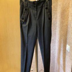 158 kız için Cambridge pantolon