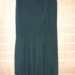 Легкая юбка-брюки