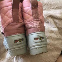 Kışlık botlar mirso 27 r