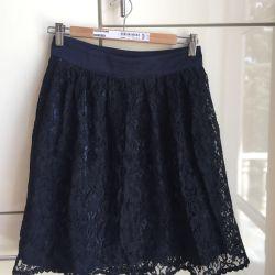 Skirt guipure solution 46