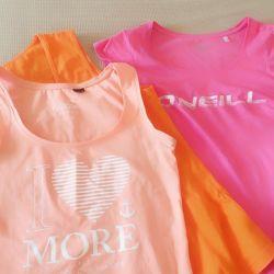 T-shirts and shirts XS / S cotton 100%