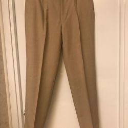 Trousers Canali