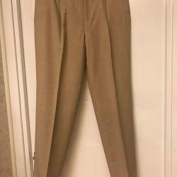Pantaloni Canali