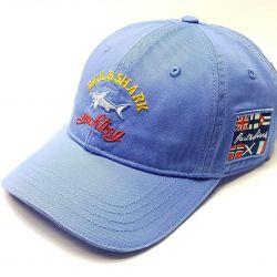 Бейсболка мужская Paul and Shark (голубая)