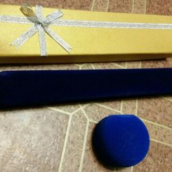 Gift boxes for jewelry