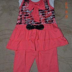 Costum pentru fata