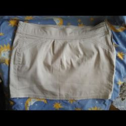 Terran thick cotton skirt