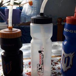 Αθλητικό ποτό μπουκάλι