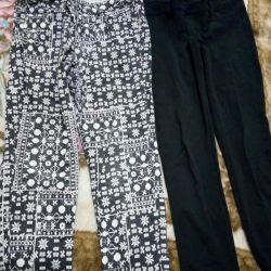 Pants, shorts