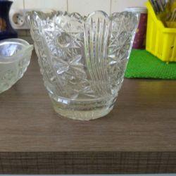 Kristal vazo