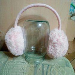 Τα ακουστικά είναι ζεστά