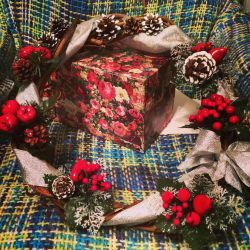 Christmas wreath - under the order
