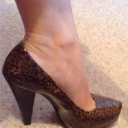 Τα τυχερά παπούτσια μεγέθους 37, άνετο παπούτσι