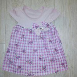 Children's dresses, sweaters
