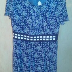 Dress chiffon p.54 with lining, selling clothes