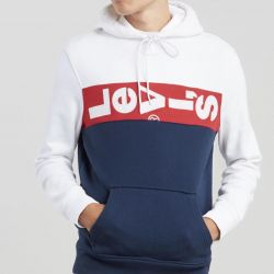Levi's sweatshirt original new shipping free