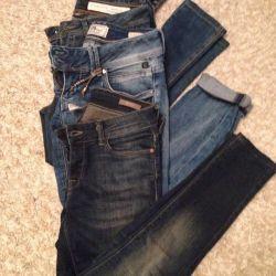 Jeans .... brand Street One, LTB, MANGO JEANS