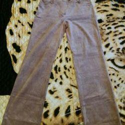 Βελούδινα παντελόνια