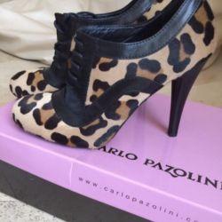 Μπότες CarloPazolini, παπούτσια Fabiani 38τ.