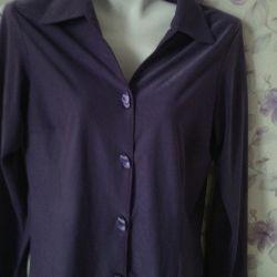 Πλεκτά μπλούζα