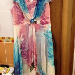 Beautiful summer dress for a beautiful lady