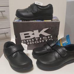 ΝΕΑ δερμάτινα παπούτσια p31-32 από δέρμα