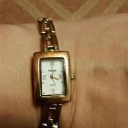 Women's watches Record Neon, used
