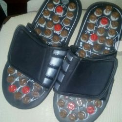 Massage slippers 40 times