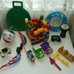 Toy pack for boy