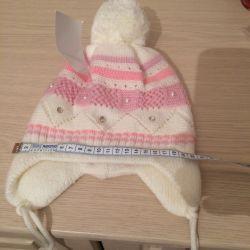 Winter hat for girl