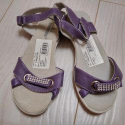 Sandals to Stomp