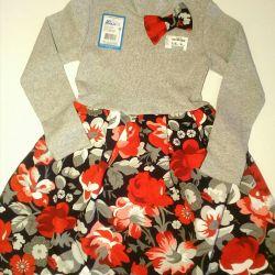 Νέο φόρεμα για 3-4 χρόνια