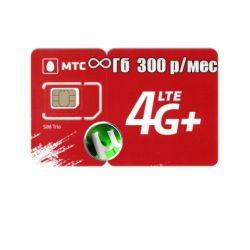 Sınırsız MTS tarifesi Unlim_LTE_300
