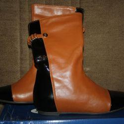 S.Shoe μπότες S. Creas, demi