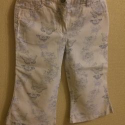 Summer Capri Pants