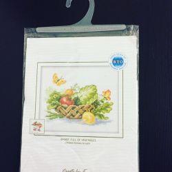 Cross-stitch kit