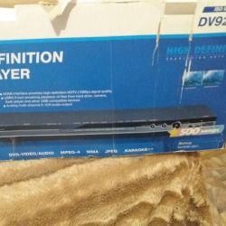 DVD / MP3 / MP4 (DivX) BBK DV 926 HD