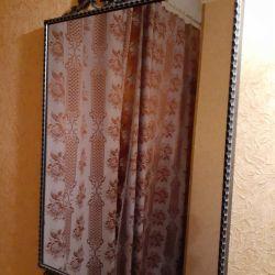 Mirror. Bronze. Vintage
