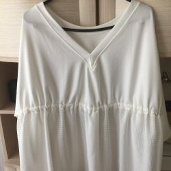 Блуза вільного крою